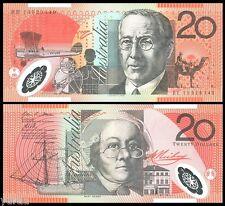 Australia - 20 Dollars 2013 UNC, Pick 59h, Polymer