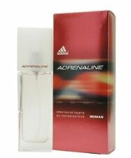 ADIDAS ADRENALINE WOMEN PERFUME 15 ML .5 FL OZ EDT SPRAY By Coty NEW IN BOX