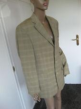 Windsor Sakko / Blazer 50  beige  Schurwolle