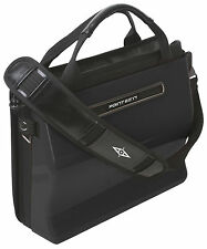 Boblbee Point 65 W-13 Hardtop Glossy Black Darth Executive Laptop Case 423805