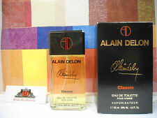ALAIN DELON AD CLASSIC VINTAGE EDT 4.4 OZ  NEW IN SEALED BOX, HARD TO FIND