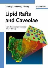 Lipid Rafts and Caveolae: From Membrane Biophysics to Cell Biology-ExLibrary