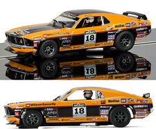 Scalextric Ford Mustang Boss 302 Clipsal 2011 John Bowe Slot Car 1/32 C3671 DPR