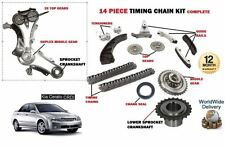 FOR KIA CERATO 1.5 CRDI D4FA 2005-2009 NEW TIMING CHAIN + GEARS + SPROCKET KIT