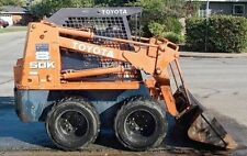 TOYOTA SKID STEER LOADER 2SGK6 2SDK6 2SDK7 2SDK8 WORKSHOP SERVICE MANUAL