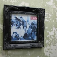 """VINTAGE SQUARE 7 INCH SINGLE VINYL RECORD 7""""  LP COVER FRAME WALL DISPLAY"""