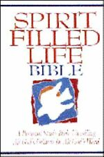Spirit Filled Life Bible: A Personal Study Bible Unveiling All God's Fullness i