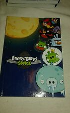 MEAD NotePad Angry Birds Space Magnetic Journal 51/4 In. X 71/4 In.  192 Pages