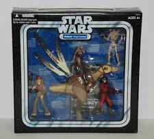 "Star Wars The Phantom Menace ""NABOO - FINAL COMBAT"" 5 Figure Set #34514 NIB"