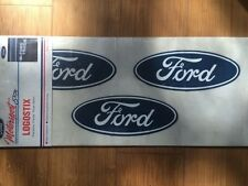 original vintage factory ford stickers decals ford motorsport made in usa