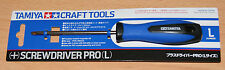 Tamiya 74120 (+) Screwdriver PRO (L), For Radio Control Car/Truck Kits, NIP