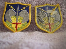 MILITARY PATCH - NORTH AMERICAN AIR DEFENSE COMMAND