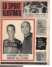 [AZ1] LO SPORT ILLUSTRATO ANNO 1964 NUMERO 36 CICLISMO MOTTA