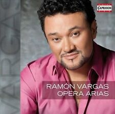Ramon Vargas: Opera Arias CD NEW