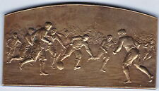 Médaille,SPORT D'EQUIPE  FOOTBALL/ RUGBY par Marie-Alexandre Lucien COUDRAY 1911