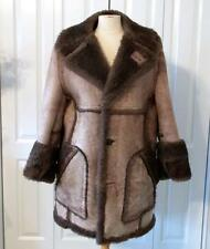 Men's Shearling Coat size M/L  Pre-Owned  leather coat