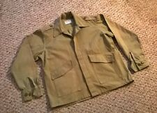 Vintage WW2 U.S. Army Field Jacket, Shirt, Utility Coat, Tailor Made, Officer's?