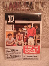 One Direction Temporary Tattoo