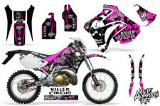 Honda CRM250AR CRM 250 AR Dirt Bike Graphic Sticker Kit Decal Wrap MX CIRCUS P