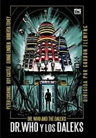 DOCTOR DR. WHO AND THE DALEKS  **Dvd R2** Peter Cushing