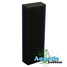 "Eshopps Black Foam Sponge Wet/Dry Filter 13.5"" Block Large LG"