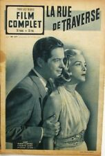 Le film complet n°277 -1951 - Robert Cummings - Lizabeth Scott - Jean Tissier