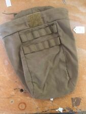 USMC Stowable Dump Pouch Utility Pouch Magazine Pouch COYOTE GOOD Condition