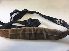 Portabrace Bag Shoulder Strap - Suede