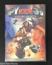 Spy Kids 3-D Game Over (Two-Disc Collector's Series DVD)  Daryl Sabara Alexa