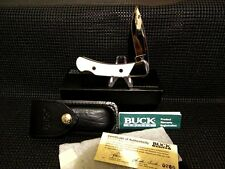 Buck 500 Knife, Limited Edition, Factory Custom Mastodon, Lot #14996