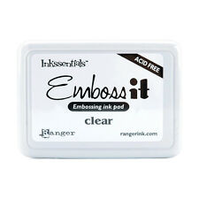 Ranger EMBOSS IT Embossing Ink PAD  Clear