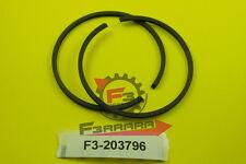 F3-203796 Serie Segmenti fasce elastiche  68 Piaggio APE TM703 - MP 601 Motocarr