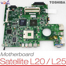 PLACA BASE TOSHIBA SATELLITE L20 L25 A000004570 L2 TECRA L2 BOARD -118 -132 050