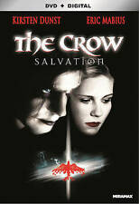 The Crow: Salvation (DVD, 2014)