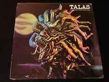 Talas-Sink Tour Teeth Into That-ORIGINAL 1982 US Metal LP on Relativity-SEALED!