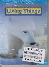 Harcourt Science Leveled Readers on Living Things Gr 2 5 Pack NEW 1082205 EY-15