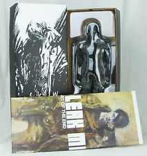 3A Ashley Wood 1/6 AK ADVENTURE KARTEL SHADOW BLEAK MISSION + CUSTARD - MIB RARE