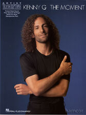 Kenny G The Moment Bb Soprano Sax Saxophone Sheet Music Book & Transcribed Score