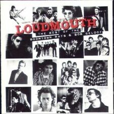 Boomtown Rats & Bob Geldof - Loudmouth: Best Of (1994 UK Sealed CD)