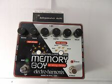ELECTRO HARMONIX DELUXE  MEMORY BOY ANALOG DELAY EFFECTS PEDAL FREE USA SHIPPING