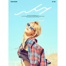 GIRLS GENERATION TAEYEON - [WHY] 2nd Mini Album CD+POSTER+Photo Book+Card K-POP