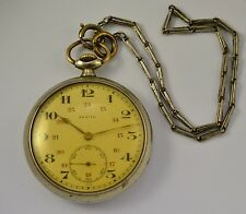 VINTAGE RARE ZENITH SWISS POCKET WATCH - GRAND PRIX PARIS 1900
