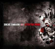 SUICIDE COMMANDO Attention Whore MCD Digipack 2012 LTD.1000