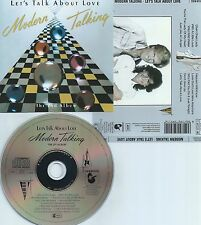 MODERN TALKING-LET'S TALK ABOUT LOVE-1985-GERMANY-CD-NEW-