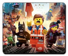 Lego Movie - Alfombra de raton, Alfombrilla, Mouse pad