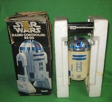 Vintage 1978 Kenner STAR WARS R2-D2 Remote Control Robot  WORKS