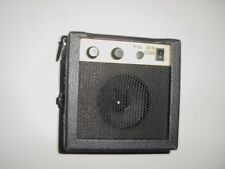New Small Battery Powered Portable Guitar Practice Amp Amplifier