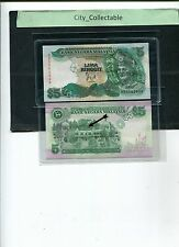 B049 # MALAYSIA 1991 1ST PREFIX $5 WITHOUT FLAG-POST NR 5562848 (JAFFAR) * UNC