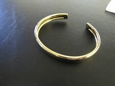 "FOSSIL (STAINLESS STEEL) BRACELET ""GOLD"" BRAND NEW with TAG"