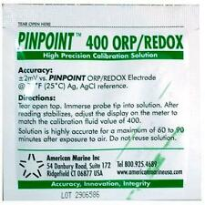 PINPOINT - ORP REDOX 400 CALIBRATION FLUID (3 PACK)